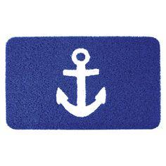 kikkerland anchor doormat