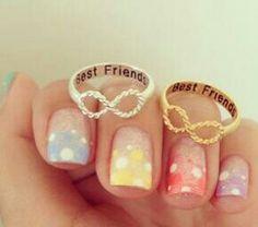 BFF rings