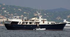 Big Yachts, Living On A Boat, Motor Yachts, Classic Yachts, Classic Motors, Tug Boats, Water Crafts, Fishing Boats, Wwii
