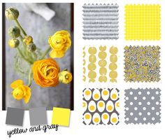 Color Palette: Yellow and Grey. By Oliver + s. Find fabrics here! Palette, Colour Pallette, Creative Inspiration, Color Inspiration, Yellow Aesthetic Pastel, Yellow Quilts, Teal Colors, Gray Color, Color Of The Year