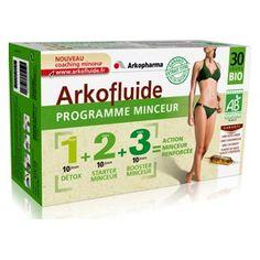 ARKOPHARMA Arkofluide Programme Minceur 30 jours – 30 ampoules: Le Programme Minceur 30 jours Arkofluide d'Arkopharma vous permet en…
