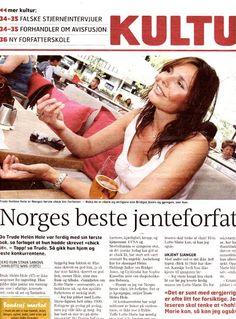 Norges beste jenteforfatter Bridget Jones, Career, Culture