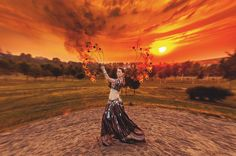 Dance with fire by Анастасия Самойлова on 500px
