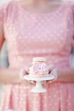 gorgeous stacked cookies :: the tomkat studio for hgtv