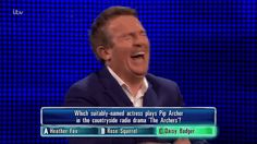 The Chase's Bradley Walsh absolutely loses it over contestant's answer  - DigitalSpy.com