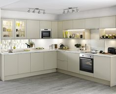 The Best Matt Kitchen Ideas Images On Pinterest Kitchen Dining - Matt grey kitchen doors