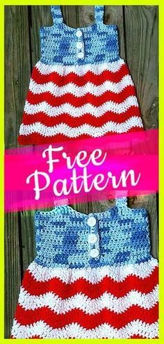 New Crochet Baby Girl Items Kids Ideas Crochet Kids Hats, Crochet Girls, Crochet Baby Clothes, Cute Crochet, Beautiful Crochet, Crochet Dresses, Baby Dress Patterns, Crochet Patterns, Skirt Patterns