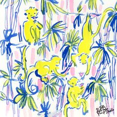 It's Friday, let's monkey around! #lilly5x5
