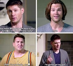 11x08 Just My Imagination/ Sam, Dean, and Sully