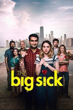 Watch The Big Sick Full Movie Streaming HD 720p