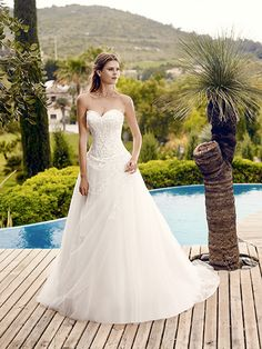 Malice, collection de robes de mariée - Point Mariage