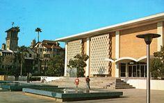 1960s Library, Riverside, California