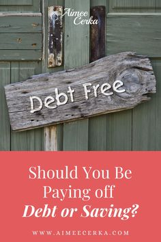 Tired of not making progress paying off debt? Your debt elimination journey will benefit from this financial strategy! Asking yourself if you should be saving money or focused on only debt payoff - this money tip is game-changing for your debt payoff plan. Save your finances and your sanity! Save and then if you're ready to have more money for your financial goals - grab the Budget Makeover Guide! You'll discover 7 tips to find the extra hiding in your existing personal finances starting…
