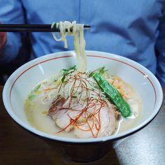 Ooki - Japanisches Ramen-Restaurant an der Zentralstrasse in Zürich Ramen Restaurant, Food Inspiration, Asparagus, Asian, Vegetables, Restaurants, Explore, Food Food, Studs