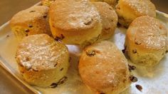 Enjoy freshly-baked scones from our restaurant © Paul Deavall