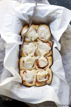 This fall, make these pumpkin pie cinnamon rolls before heading out for a day of hayrides and apple-picking.