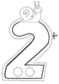 numbers « Preschool and Homeschool Numbers For Toddlers, Numbers Preschool, Math Numbers, Free Preschool, Letters And Numbers, Math For Kids, Fun Math, Math Games, Alphabet Worksheets