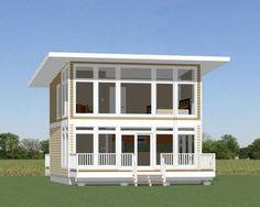 24x24 House -- #24X24H10A -- 1,066 sq ft - Excellent Floor Plans