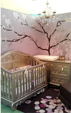 Baby Modern Room by Celadon Studio and Fine Art
