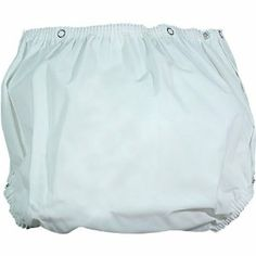 Incontinent Pants Extra Large 42 to 52 inch Waist by Maxi-Aids. $13.95. 100% plasticized nylon water-proof pant designed for use by Men, women and children. Feature double snap adjustments at waist and leg. Uses disposable liner.