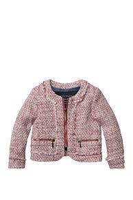 Tweed Mini Jacket - 618 - Jackets, from Tommy Hilfiger