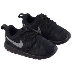 Buy Nike Roshe Run Infants Trainers in Black with UK NEXT DAY DELIVERY. These Kids Nike Trainers form part of the huge choice of Nike Kids shoes available onli…