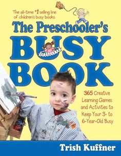 The Preschooler's Busy Book should be required reading for anyone raising or…
