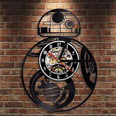 Star Wars BB-8 Wall Clock