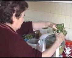 Nonna Stella - Lezione 15 video corso cucina barese - YouTube