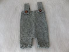 Your place to buy and sell all things handmade Newborn Photo Props, Newborn Photos, Baby Photos, Suspender Pants, Overall Shorts, Must Haves, Overalls, Knitting, How To Make