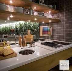 150 cozinhas planejadas pequenas e modernas para se apaixonar