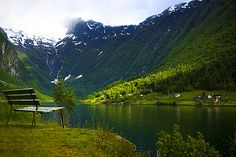 Balestrand, Norway. A Larson reunion destination and much-anticipated return to the lovliness that is Balestrand.