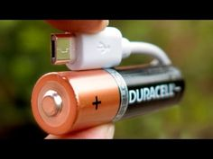 A Simple Rechargeable Powerbank Anyone Can Make at home - YouTube