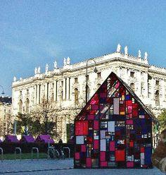 Vienna: Museum Quarter