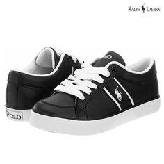 Polo Ralph Lauren Boys' Low-Top Sneakers