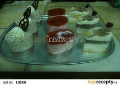 Semifreda - moje první recept - TopRecepty.cz Pudding, Cake, Food, Custard Pudding, Kuchen, Essen, Puddings, Meals, Torte