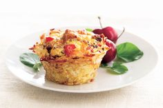 Bursting with flavor, these little morsels make a clever presentation for weekend breakfast or brunch!