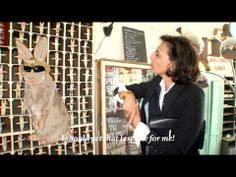 VIDEO ///  Ines'Little Diary / Antique-hunting in PARIS !