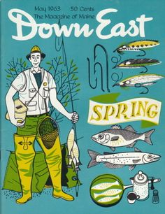 Down East: The Magazine of Maine - May, 1963