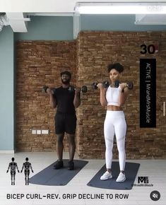 Workout Videos For Men, Fitness Workout For Women, Arm Workouts At Home, Gym Workouts, Video Sport, Full Body Hiit Workout, Shoulder Workout, Muscle Fitness, Workout Challenge