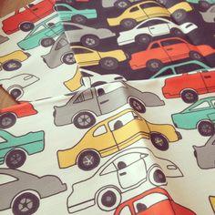 Fabrics under development for Alejandro a boy who loves Mustangs! :) #fabric love #fabric #children #mustang #textiles #bedding #homewares #kids