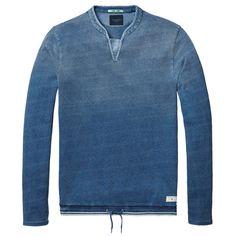 Faded Navy Summer Sweatshirt