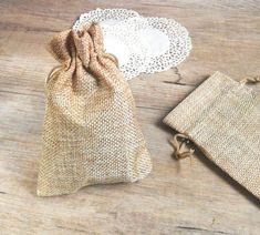 Burlap jute hesse ruban bordure dentelle naturel vintage mariage rustique peut Arts