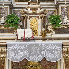 Bordo per Altare, occorrente e schema