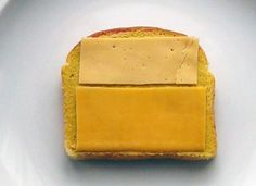 Sandwich art; Mark Rothko. Isn't this clever??