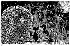 from Last Sabbat of the Great Auks comic