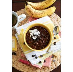 Choco-Banana Overnight Oats