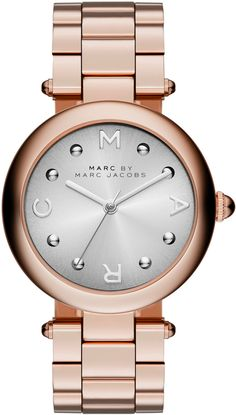 Marc By Marc Jacobs MJ3449 watch - Dotty