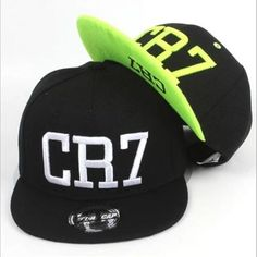 3037516a136 Real Madrid Snapback Hat. 2016 Baseball Cap Children New Cristiano Ronaldo  CR7 Black for child Boys And Girls kids hip