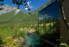 Juvet Landscape Hotel / Jensen & Skodvin Arkitektkontor